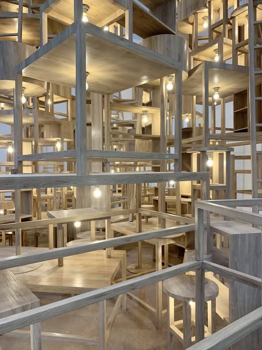 Individual Furniture / Sou Fujimoto. Image © Han Shuang / ArchDaily