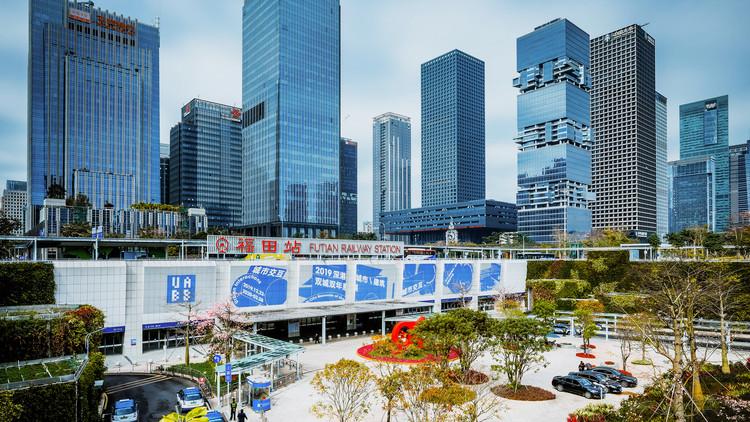Futian Station. Image © UABB