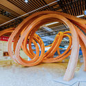 """Nomadic Wood (Looking)"" – Philip F. Yuan. Image © UABB"