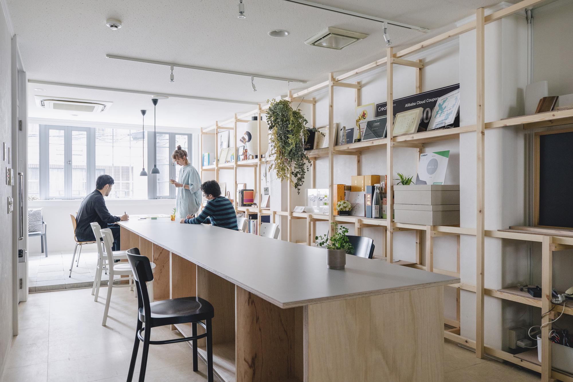 Office mui Lab / tamotsu ito architecture office