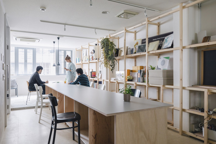 Oficina mui lab / tamotsu ito architecture office, © Masaharu Okuda