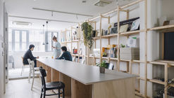 Oficina mui lab / tamotsu ito architecture office