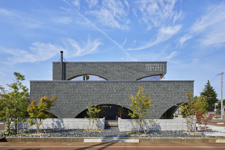 SDC Dental Clinic / Takeru Shoji Architects