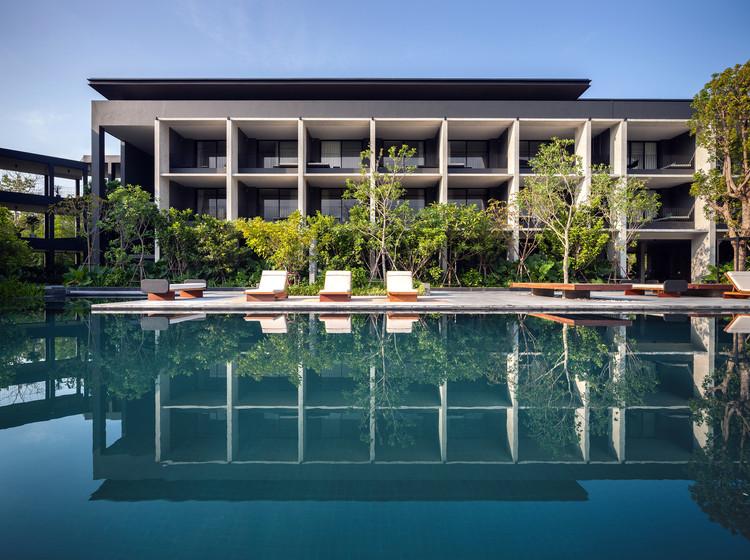 PRY1 Retreat Hotel / Research Studio Panin, © Spaceshift Studio
