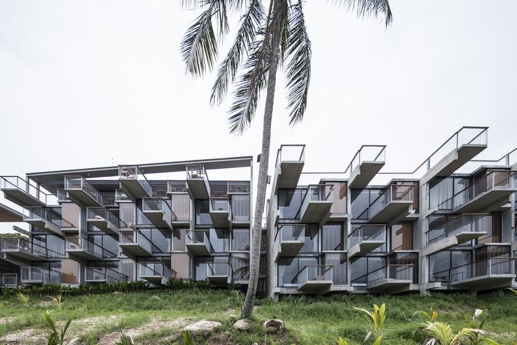 Varivana Resort Koh Phangan / Patchara + Omnicha Architecture, © Patchara Wongboonsin