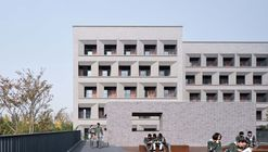 Student Dormitory of Hangzhou No.2 High School Qianjiang Campus / UAD