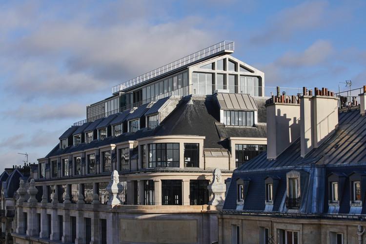 Edificio de oficinas Technicolor / Franklin Azzi Architecture + CALQ, © Alexandre Tabaste