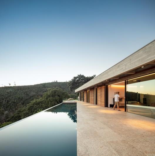 House in Monchique / Pereira Miguel Arquitectos
