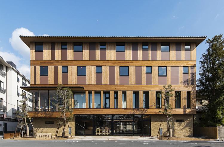 Setre Naramachi Hotel / Ryuichi Ashizawa Architects & associates, Courtesy of Ryuichi Ashizawa Architects & associates