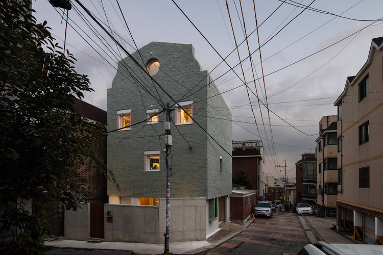 Malefemale House / aoa architects, © Hyossok Chin