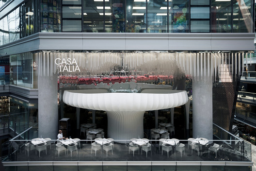 CASA TALIA Restaurant / CAA Architects