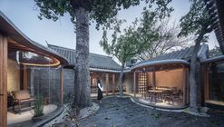 Patio Qishe / ARCHSTUDIO
