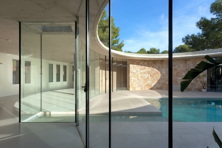 Casa Ostra  / Ana Lozano Portillo, © Diego Opazo