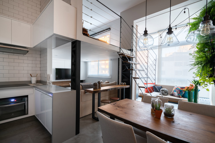 Loft VM / Pacheco Arquitetura, © Kadu Lopes