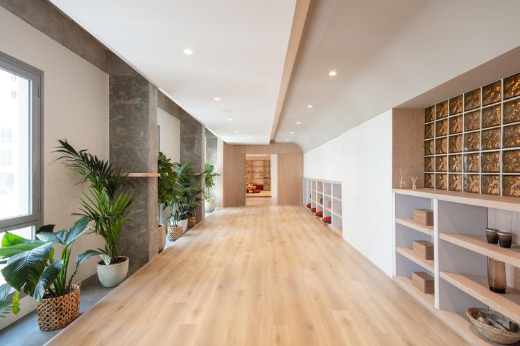 Tru3 Yoga Studio Itginteriors Archdaily