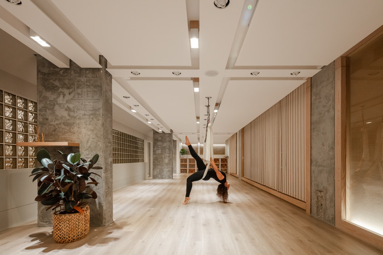 Tru3 Yoga Studio / ITGinteriors, © João Morgado