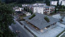 Centro Cultural Comunitario, Serie de Proyectos de la Planificación General de la Aldea Xiaoshi / Studio Dali Architects