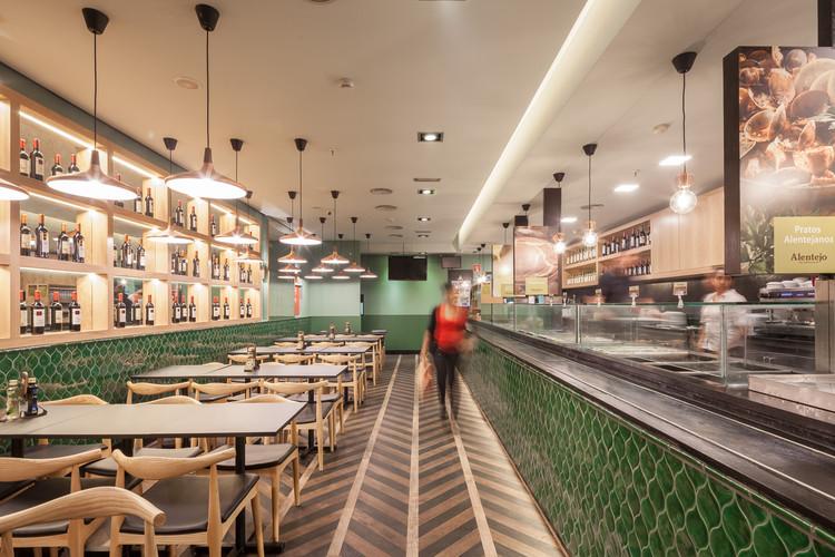 Restaurante Alentejo / Contacto Atlântico, Cortesia de Contacto Atlântico