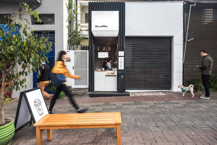The Coffee Pinheiros / Studio Boscardin.Corsi Arquitetura, Cortesia de Studio Boscardin.Corsi Arquitetura