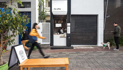 The Coffee Pinheiros / Studio Boscardin.Corsi Arquitetura