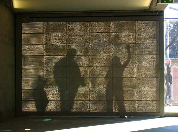 Прозрачный бетон. Image © Flickr user 準 建築 人 手札 網站 Forgemind ArchiMedia
