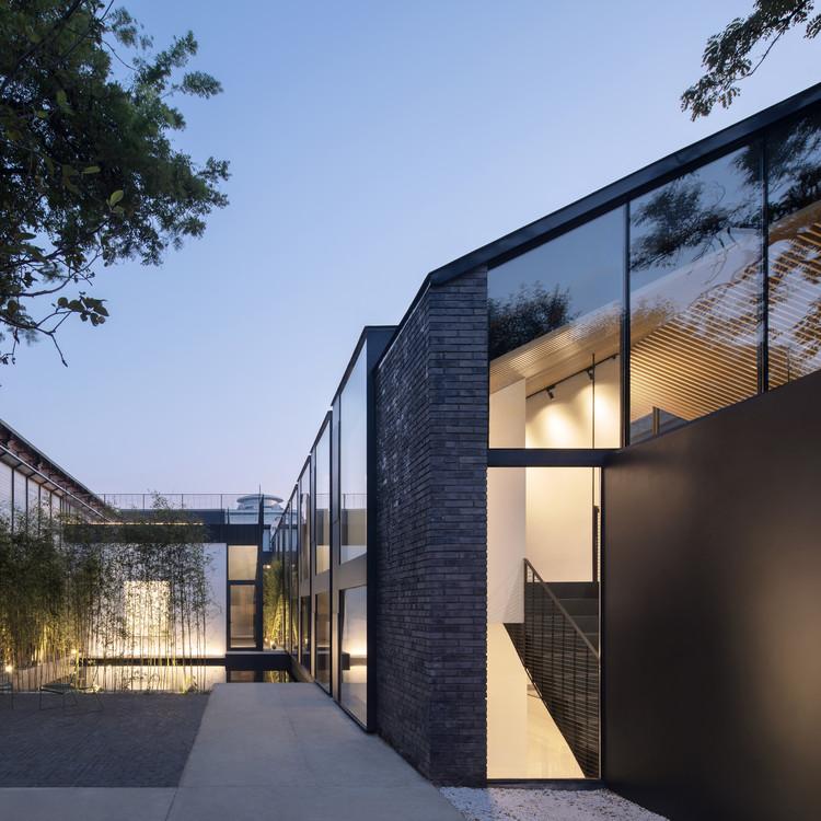 co(al)-yard / reMIX studio , water garden. Image © Zhi Xia