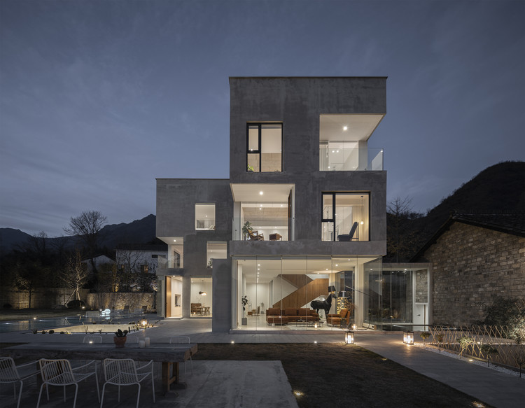 MYMORY - Boutique Hotel / Atelier RIGHT HUB, Courtesy of RIGHT HUB