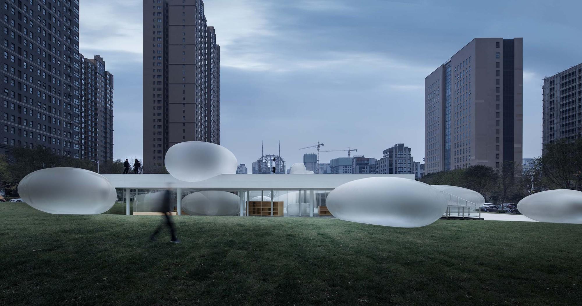 Cheng Dong·A Coherent City / Sangu Design   ArchDaily