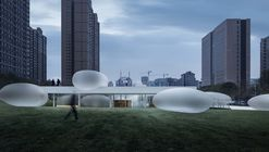 Cheng Dong · Uma cidade coerente  / Sangu Design
