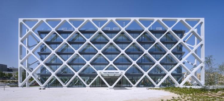 OXXEO / Rafael de La-Hoz Arquitectos, © Alfonso Quiroga