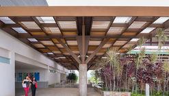 Pabellón educacional Unileão / Lins Arquitetos Associados