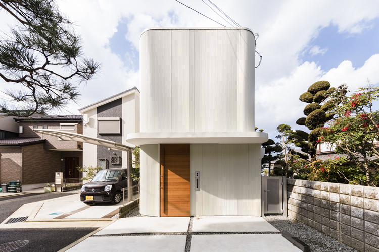 Melt House / SAI Architectural Design Office, © Norihito Yamauchi