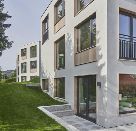Tennisveien Villa Apartments / R21 Arkitekter