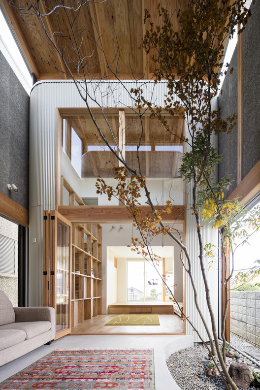 Melt House / SAI Architectural Design Office