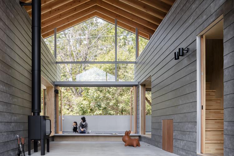 SEKI House / SAI Architectural Design Office, © Norihito Yamauchi