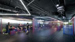 Sam Yan Gym / Looklen Architects