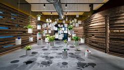 The Cardboard Office / Studio VDGA