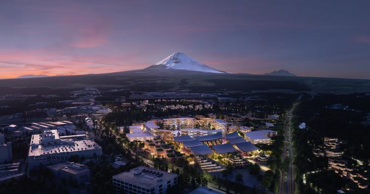 BIG diseña Toyota Woven City, la primera incubadora urbana del mundo, Cortesía de BIG - Bjarke Ingels Group