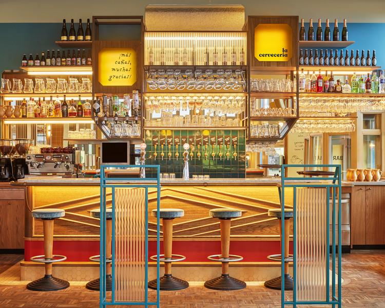 La Cervecería Bar / Studio Modijefsky, © Maarten Willemstein