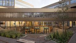 Linneaus University in Kalmar / Christensen & Co. Architects