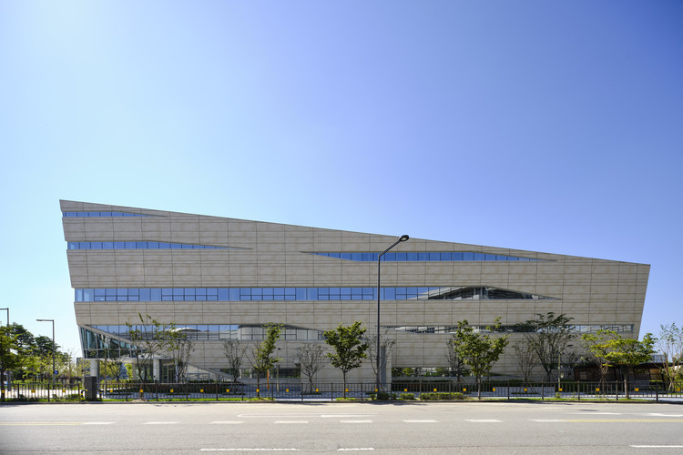 Sejong Government Complex Cultural Center / Daain Architecture Group, © Woosang Yang