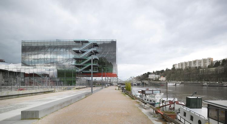 奧戴爾·黛珂:我生而叛逆,最喜歡的是速度, ? GL Events Headquarters, Lyon, 2014. ? Roland Halbe