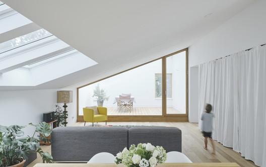 Casa blanca / Marc Flick Architekt BDA + HGA Henning Grahn Architektur + Christian Stock