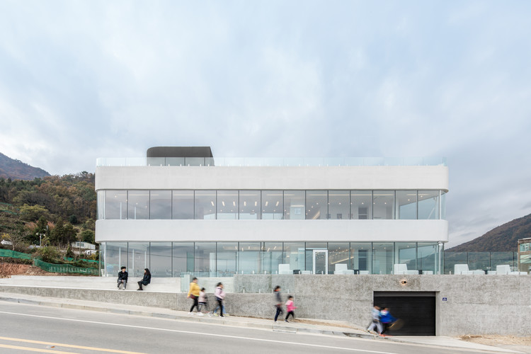 NCNP Coffee / moc architects, © Texture on Texture