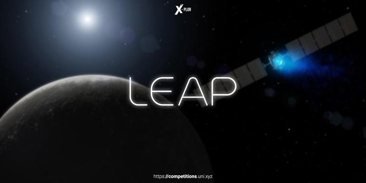 Leap - Space Habitat Design Competition
