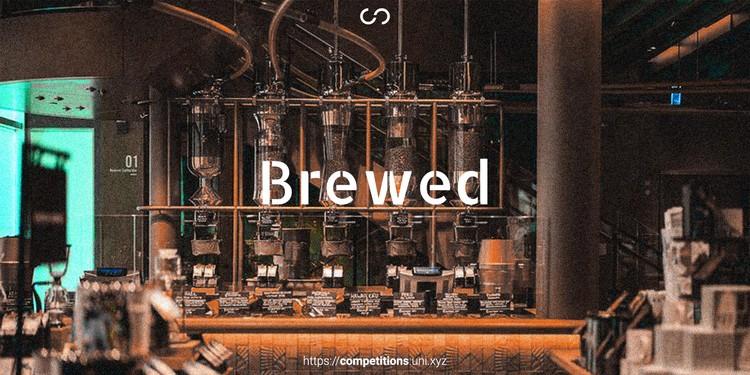Brewed - Cafe Design Challenge