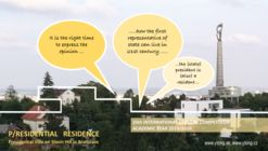 Free Call  :  P/RESIDENTIAL RESIDENCE IN BRATISLAVA -  Student Ideas Competition