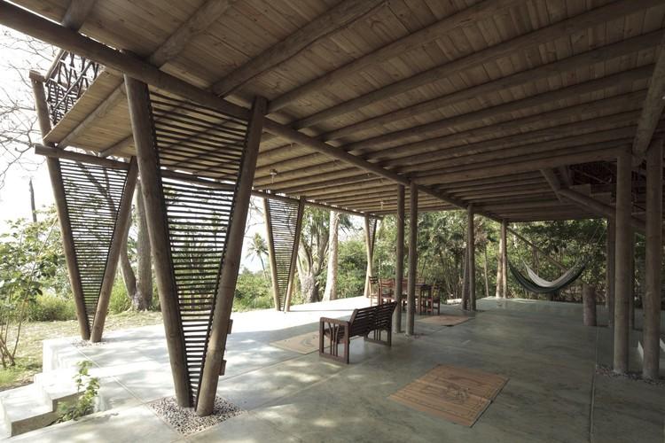 Arquitetura em madeira: casas rurais colombianas, © Sergio Gomez