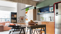 Apartamento TLP / Renato Mendonça Arquitetura