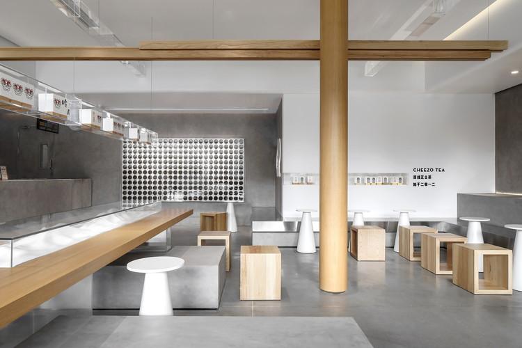 HEYTEA Foshan Nanhai Vanke Store / UNI DESIGN, © Xiaole Cheng